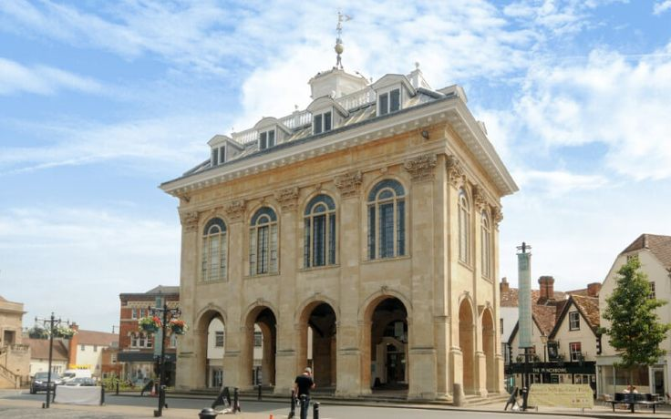 History, Architecture and Timber Windows in Abingdon