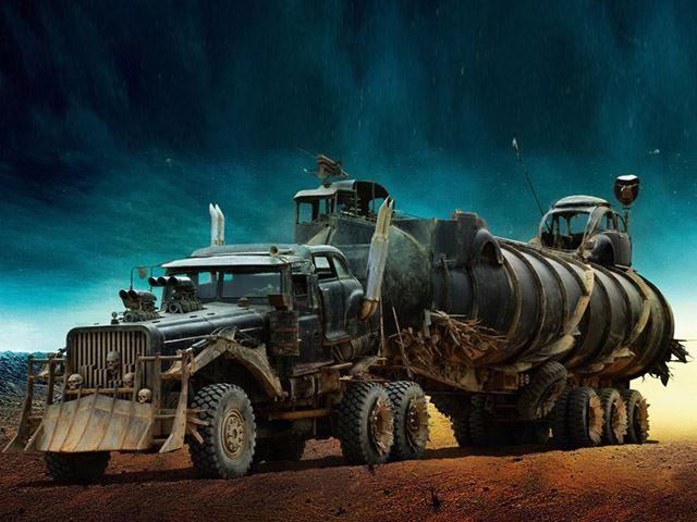 Mad Max Fury Road Vehicles  http://roguerepublik.com/
