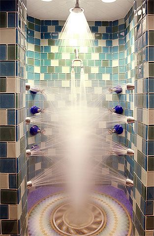 get squeaky clean!!!: Showers, Shower Head, Awesome Shower, Dreams House, Bathroom Ideas, Cars Wash, Amazing Shower, Dreamhous, Dreams Shower