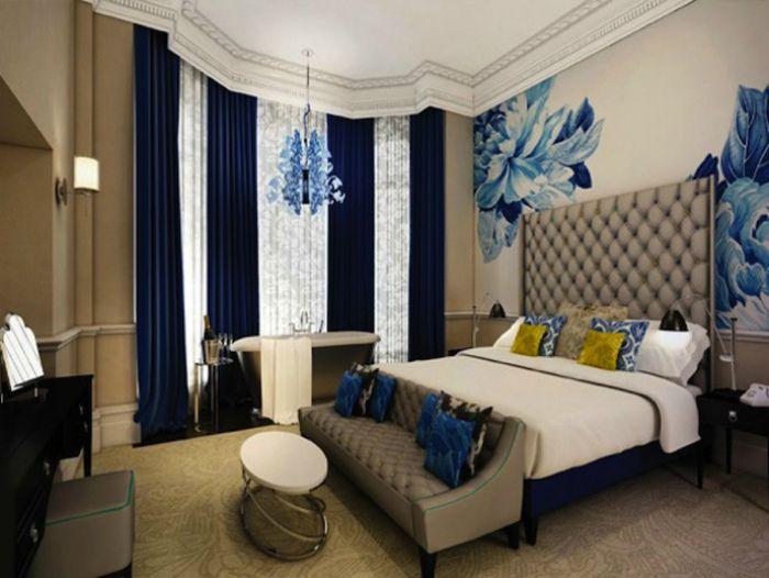 Средиземноморский стиль в дизайне и интерьере спальни | Interio Designer