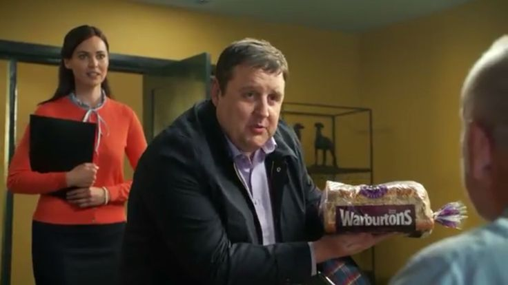 The Peter Kay Warburtons advert has finally dropped and it's hilarious…