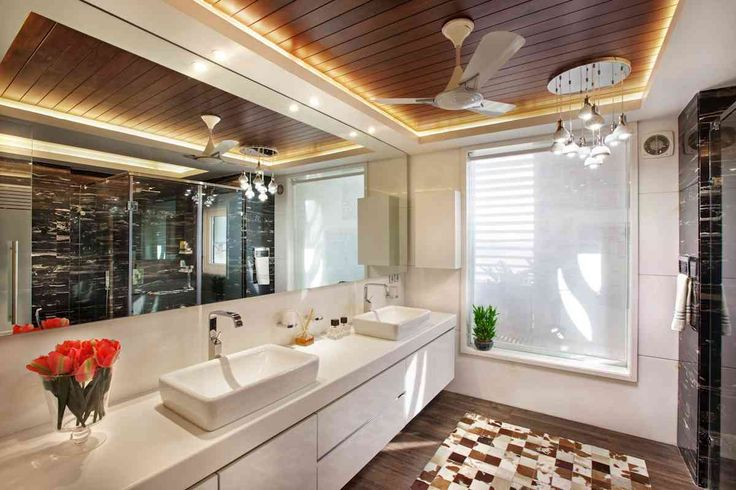 Bathroom Design; Residence by architect kumar moorthy associates