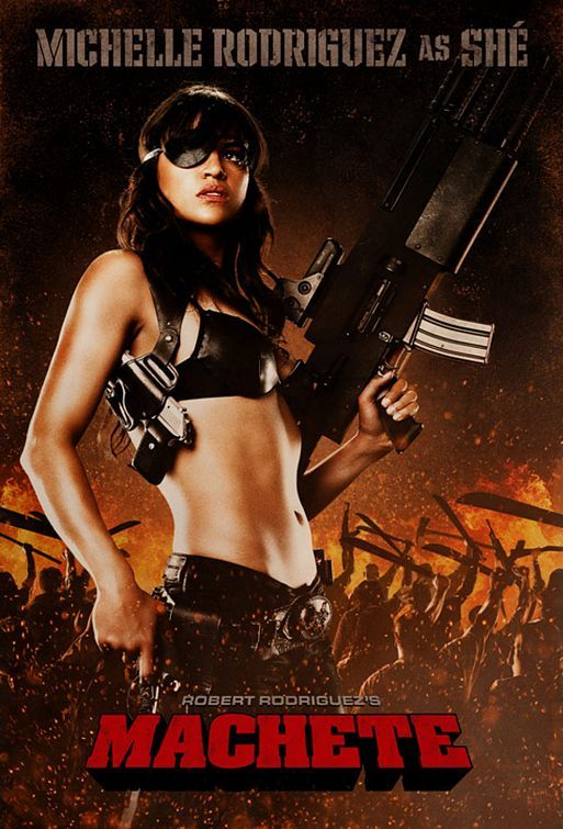 """MICHELLE RODRIGUEZ.  Rodriguez told Entertainment Weekly she has had relationships with both men and women, saying, """"I've gone both ways. I do as I please. I am too f---ing curious to sit here and not try when I can. Men are intriguing. So are chicks."""""""