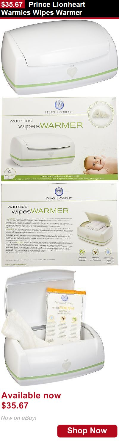 Baby Wipe Warmers: Prince Lionheart Warmies Wipes Warmer BUY IT NOW ONLY: $35.67