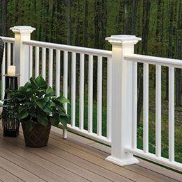 Shop Composite Deck Railing - DecKorators, TimberTech, Trex ...