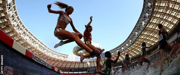Eilish McColgan opens up on blood testing in athletics