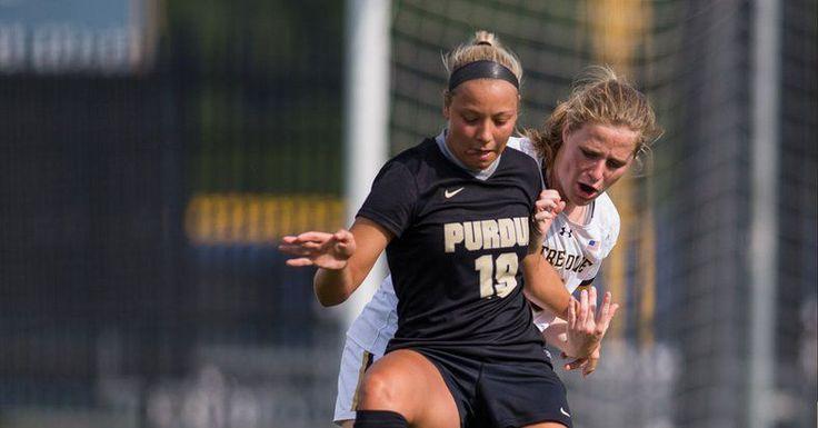 Purdue Women's Soccer Has Breakthrough Week