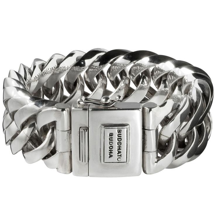 Buddha to Buddha Bracelet Chain Big www.selectedlabel...