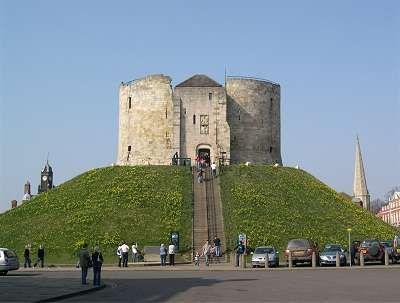 York, England: York Tower