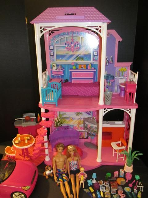 17 Best Images About Barbie Houses On Pinterest Barbie