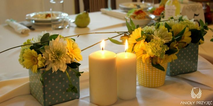 7. Green Wedding,Table decor,Centerpieces / Wesele w zieleni,Dekoracje stołu,Anioły Przyjęć
