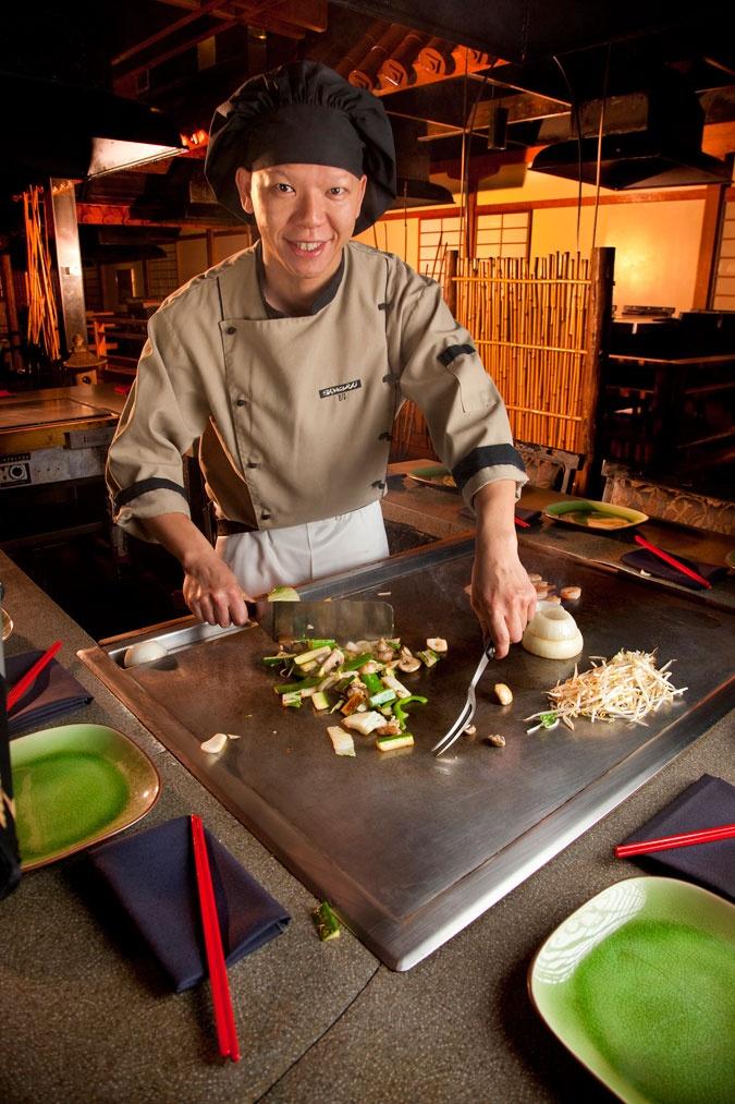 The Samurai Japanese Restaurant / 601 Spadina Crescent E.