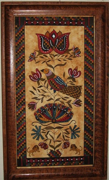 1000 Images About Early American Fraktur On Pinterest
