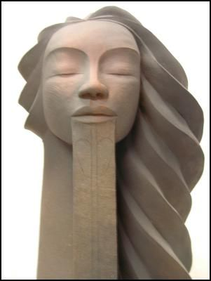 Carla is a contemporary Maori Artist from the Hokianga  |  Aotearoa, Nz.  She is a part of the Taitokerau Maori Arts Collective and Nga Kaihanga Uku, a national collective of Maori clayworkers.  Her anahera - angel - series is recognised and collected - | Maori | Art | Sculpture |