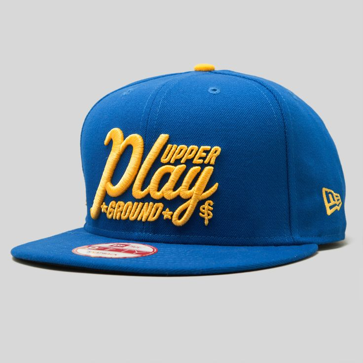 Golden State New Era Snapback Cap