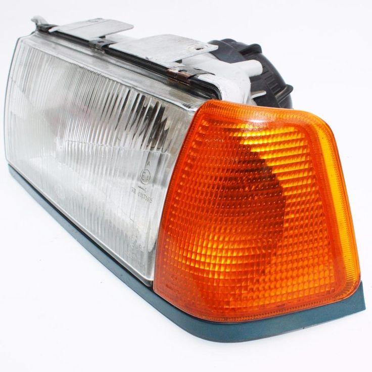 Volvo 440 460 headlight drivers side head lamp and indicator 4 series hella #Hella