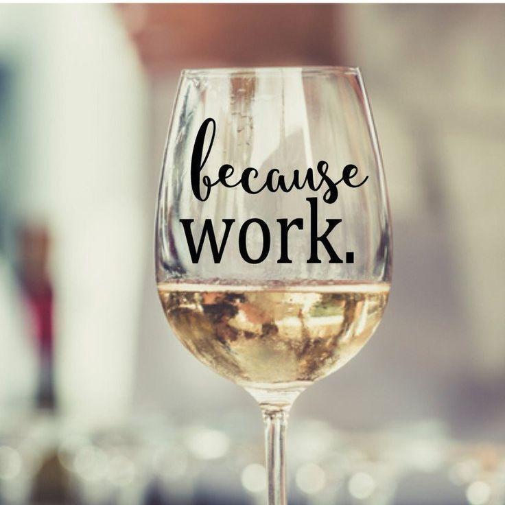Quarantine /& Chill  17 Ounce Stemless Wine Glass