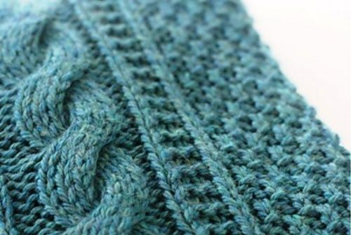 Crochet Jamie Stitch : Beginner Knit Afghan Patterns Beginner Afghan Knitting Patterns ...