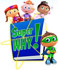This year Josiah wants a Super Why birthday party! Here we go!