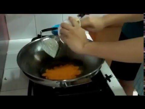 Tutorial how to make Lontong Medan