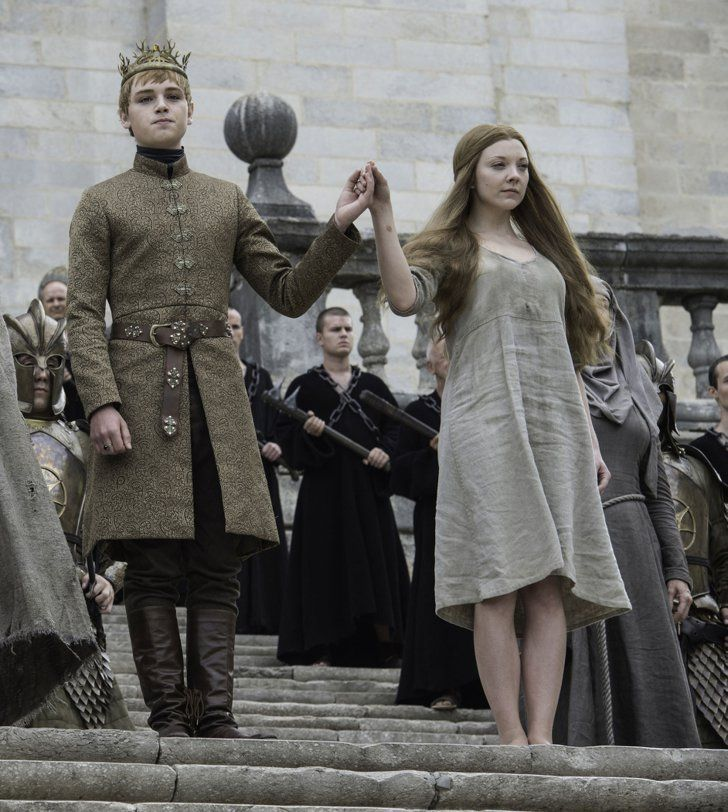 Pin for Later: 64 Pop Culture Halloween Costume Ideas For Couples Tommen and Margaery From Game of Thrones