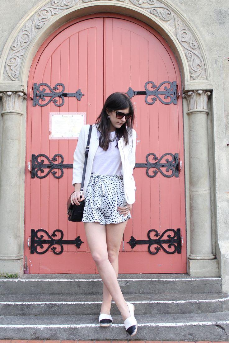 lover silk cheetah shorts