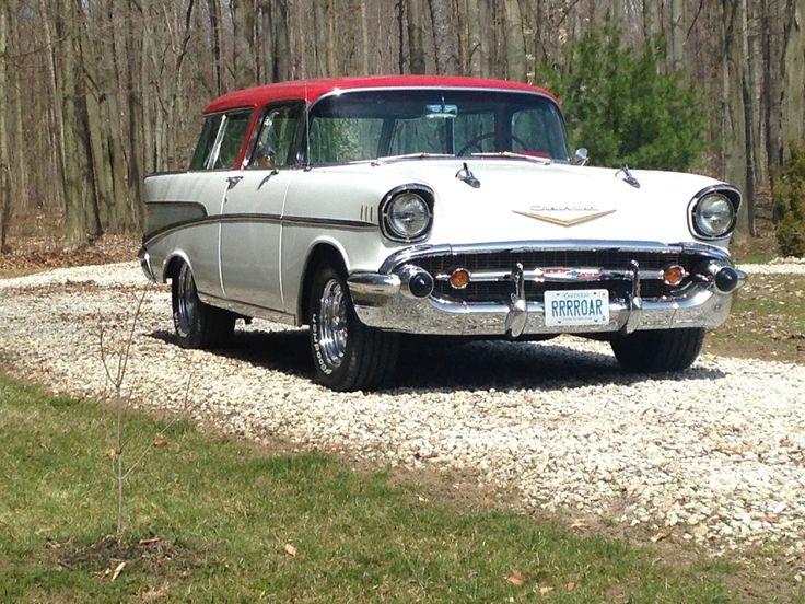 1957 Chevrolet Nomad 2 door | eBay