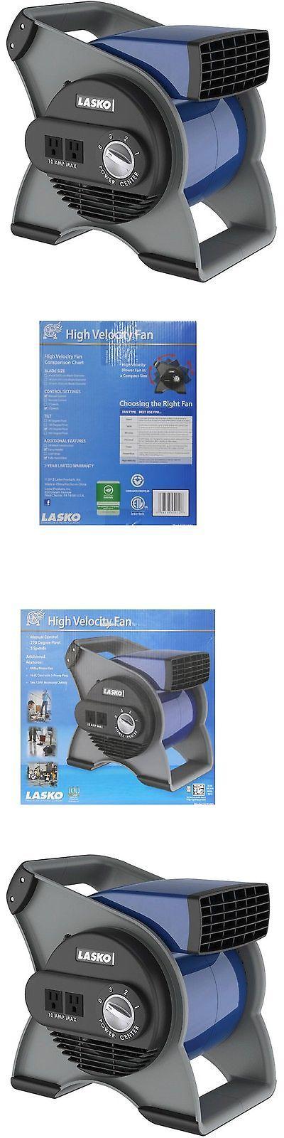 Portable Fans 20612: Lasko Multi-Purpose Pivoting Utility Fan U12100 -> BUY IT NOW ONLY: $55.99 on eBay!