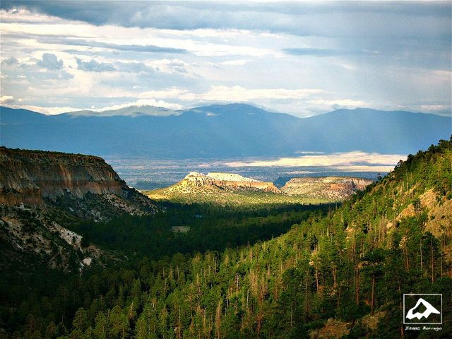 View from Graduation Point - Los Alamos, New Mexico | Flickr - Photo Sharing!