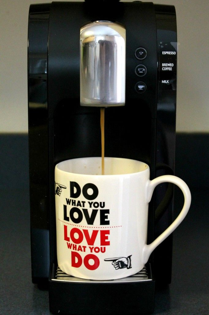 Giveaway: Starbucks Verismo Brewer - Cooking with Books