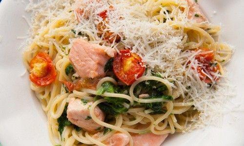 Laxsås till pasta | Receptfavoriter