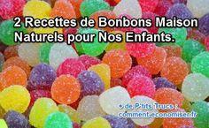 À consommer sans modération... ou presque. :-)  Découvrez l'astuce ici : http://www.comment-economiser.fr/recettes-bonbons-maison.html?utm_content=buffer3c169&utm_medium=social&utm_source=pinterest.com&utm_campaign=buffer