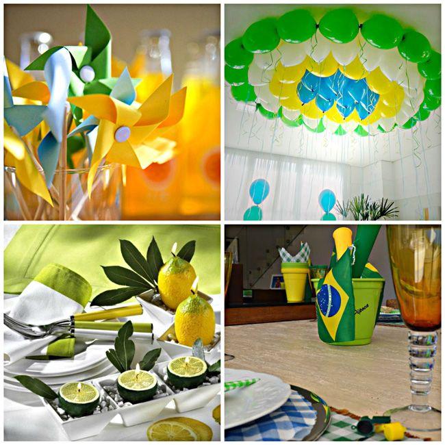 decoração brasil - Pesquisa Google
