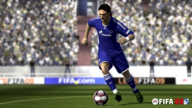 FIFA 09 Game Screenshots