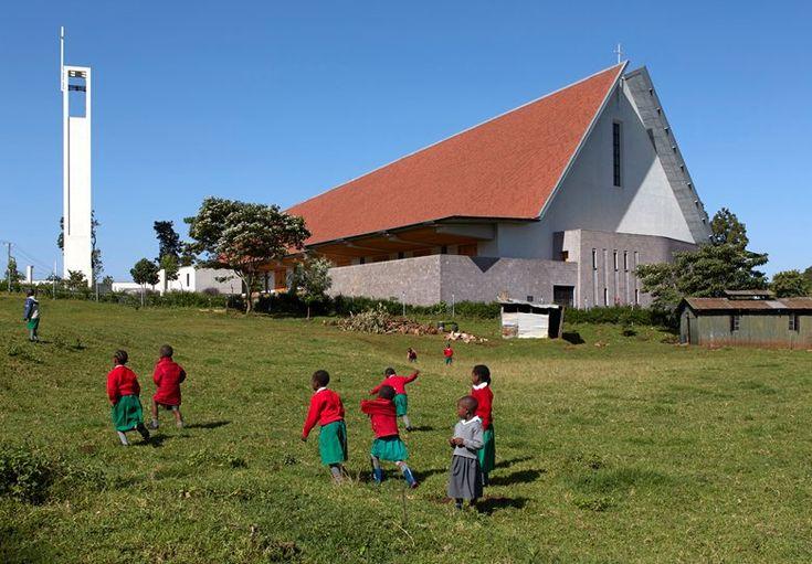 Sacred Heart Cathedral of Kericho | John McAslan + Partners
