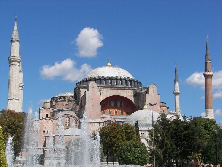 Santa Sofía #estambul #Turquia