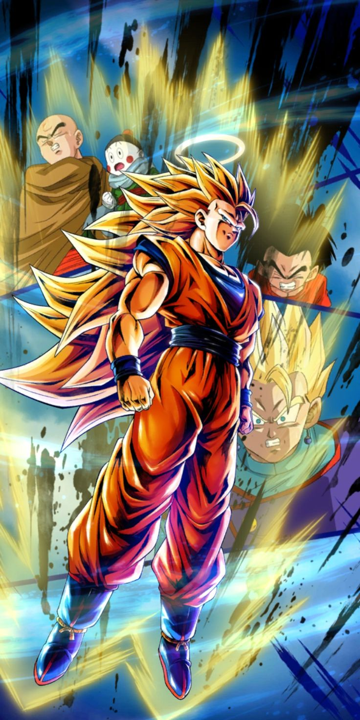 Pin by Justin Labasik on DB Legends in 2020 Dragon ball
