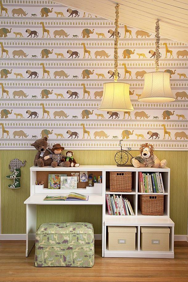 O papel de parede para quarto de bebê traduz um pouco da nova fase do casal e da vida que acaba de chegar, por isso, pense no décor com carinho! Veja dicas!