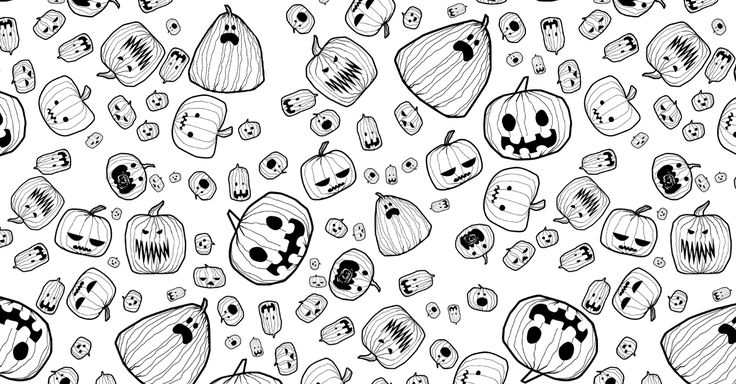 How to create a Halloween Pattern in Adobe Photoshop