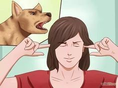 Stop the barking of a dog