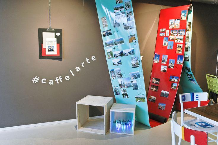 #caffelarte #exhibition #art #photography #caffelarteontour