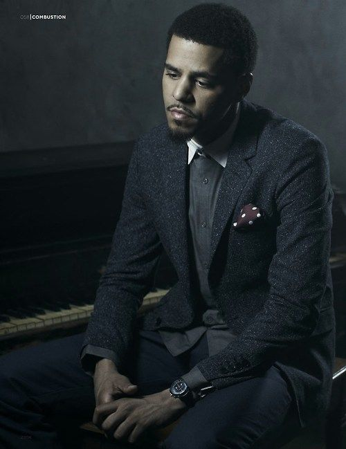 J. Cole, great rapper