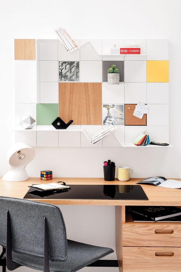 Add  : système modulaire de  panneaux décoratifs