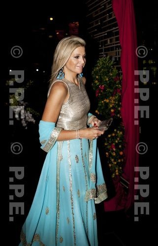 queen maxima pale blue gown silver embroidery netherlands royals