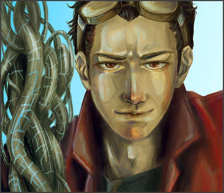 Generador Rex by ~Bisho-s on deviantART