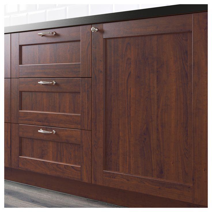 Best Ikea Edserum 2 P Door Corner Base Cabinet Set Wood 400 x 300