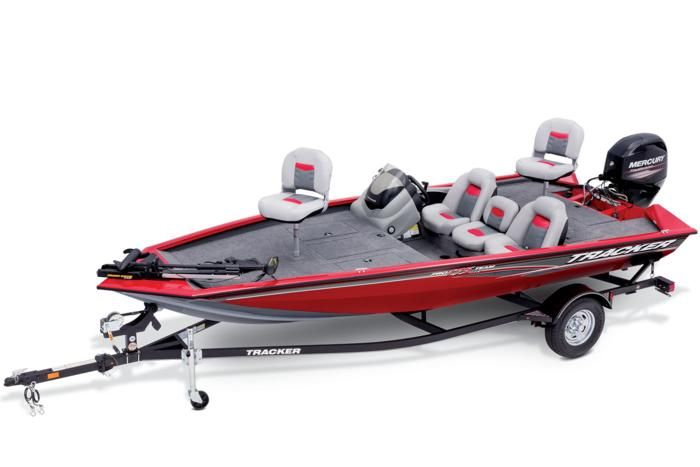 TRACKER Boats : Bass & Panfish Boats : 2017 Pro Team 175 TXW Description