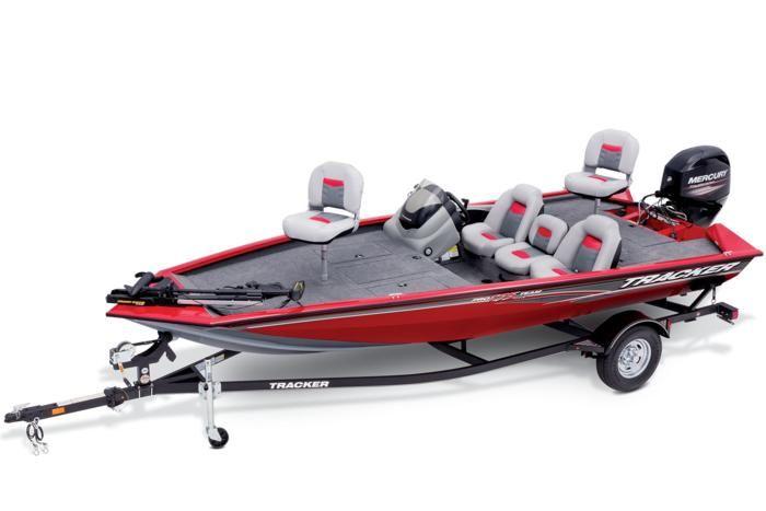 TRACKER Boats : Bass & Panfish Boats : 2017 Pro Team 175 TXW Description