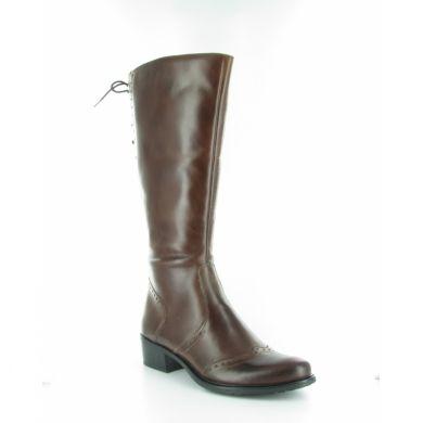 Stivale in pelle by Ellen Blake #scarpe #stivali #italianshoes #shoes