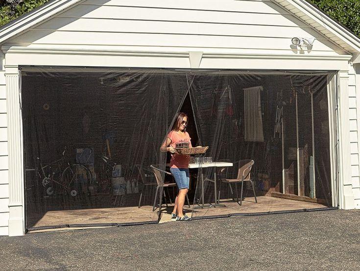 17 best ideas about Garage Door Screens on Pinterest | Retractable ...